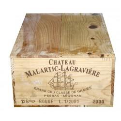 Château Malartic-Lagravière 2000 (CBO 12 bout.)