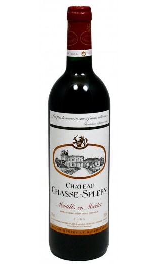 Château Chasse Spleen 2000 (CBO 12 bout.)
