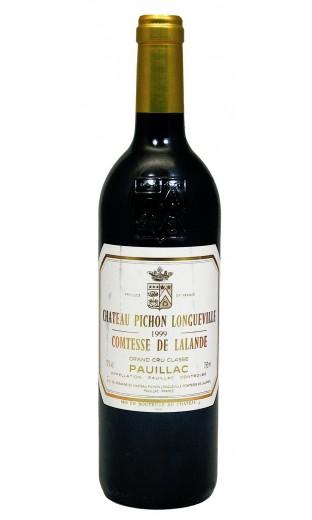 Château Pichon comtesse lalande 1999