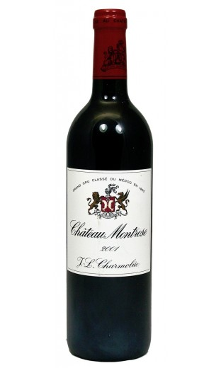 Château Montrose 2001