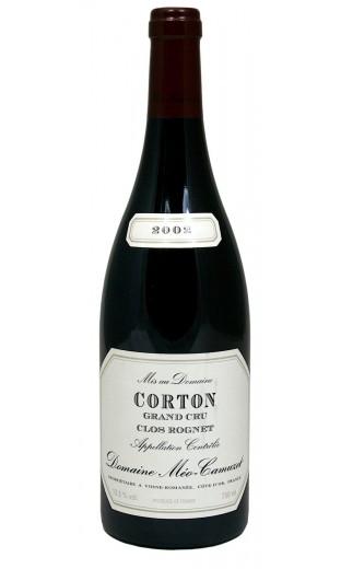 Corton Clos Rognet 2002 Grand Cru  - domaine Méo-Camuzet