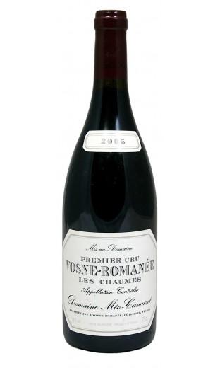 Vosne-Romanée 1er cru  les Chaumes 2005 - domaine Méo-Camuzet