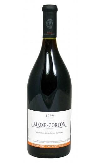 Aloxe-Corton1999 -  domaine Tollot-Beaut & fils