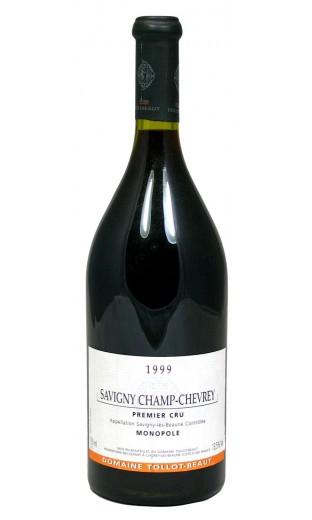 Savigny-lès-Beaune 1er Cru Les Champs Chevrey 1999 - domaine Tollot-Beaut