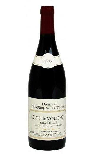 Clos de Vougeot GC 2009 - domaine Confuron-Cotetidot