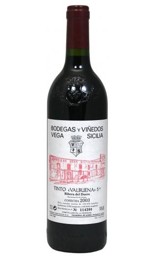 "Vega Sicilia ""Tinto Valbuena 5"" 2003"