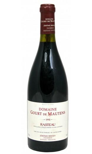 Domaine Gourt de Mautens 1998 - Jerome Bressy