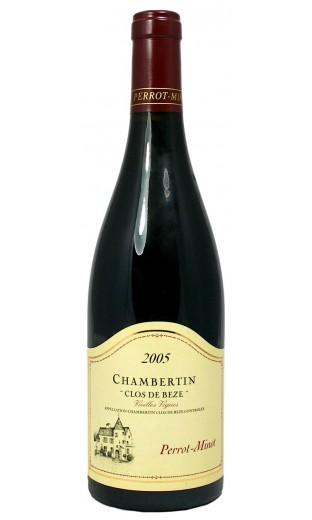 Chambertin Clos-de-Bèze V.V. 2005  - Domaine Perrot-Minot
