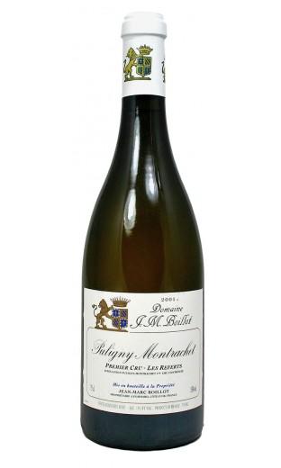 "Puligny-Montrachet 1er Cru ""Les Referts"" 2001 - JM Boillot"