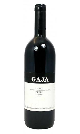 Barolo Sperss 1988 - A. Gaja
