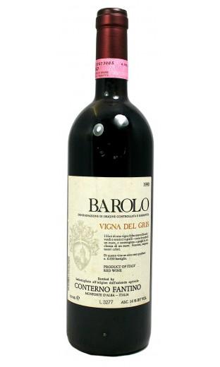 Barolo Vigna del Gris 1990 - Conterno Fantino
