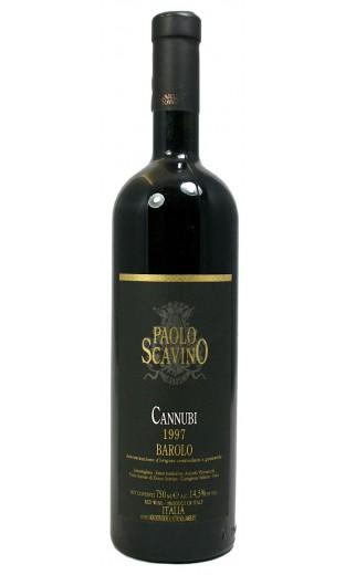 Barolo Canubbi 1997 - Paolo Scavino