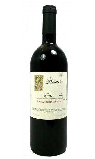 Barolo Bussia vigna Munie 1997 - Armando Parusso