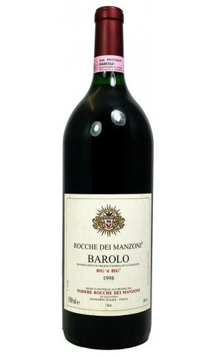 Barolo Big d'Big 1998 - Podere Rocche dei Manzoni (magnum, 1.5 l)
