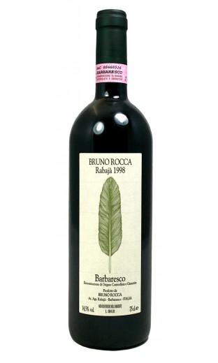 Barbaresco Rabaja 1998 - Bruno Rocca
