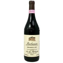 Barbaresco Serraboella 1997 - Cigliuti