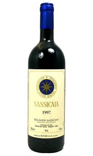 Sassicaia 1997