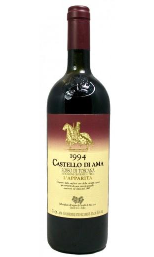 Castello di ama vigna l'apparita 1994