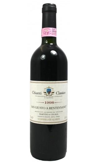 Chianti Classico Riserva 1998 - San Guisto a Rentennano