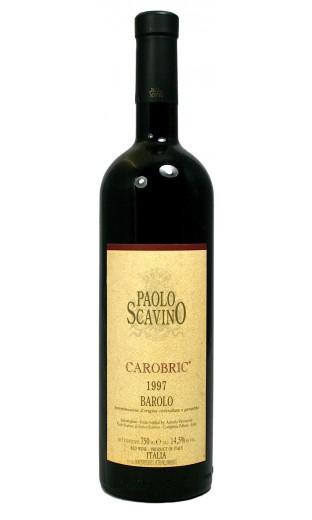 Barolo Carobric 1997 - Paolo Scavino