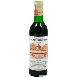Château les Carmes de Haut Brion 1978 (0.375 l)