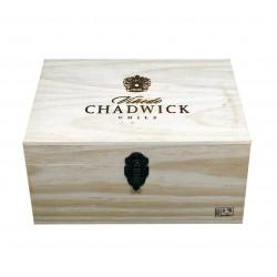 Vinedo Chadwick 2005 - Vina Errazuriz (caisse de 6 bouteilles)