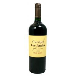 Grand Malbec 2005 - Cuvelier Los Andes