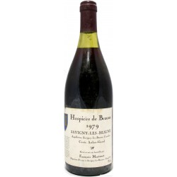 "Savigny les Beaune ""cuvée Arthur-Girard 1979 - Hospices de Beaune"
