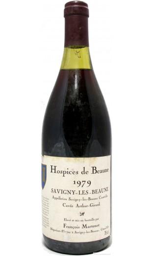 "Savigny les Beaunes ""cuvée Arthur-Girard 1979 - Hospices de Beaune"