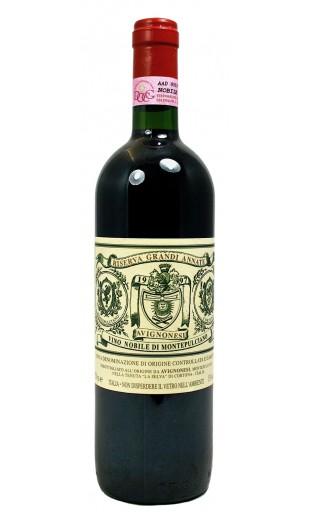 vino nobile di montepulciano grandi annate riserva 1997 - avignonesi