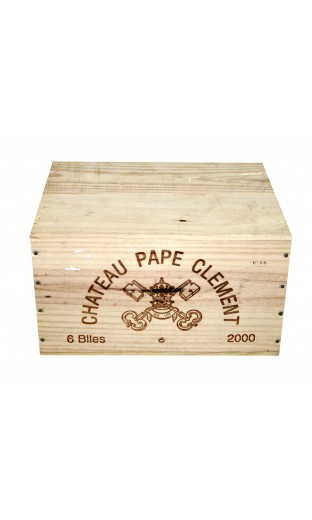 Château Pape Clément 2000 (CBO 6 bout.)