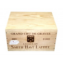 Château Smith Haut Lafitte 2003 (white, OWC 6 bot.)