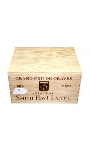 Château Smith Haut Lafitte 2003 (blanc, CBO 6 bout.)