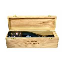 Bollinger Vieilles Vignes Françaises 1992 (with wooden case)