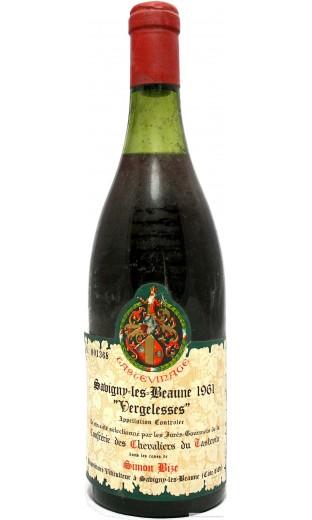"Savigny les Beaune ""Vergelesses"" 1961 - Simon Bize"