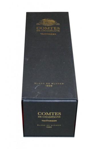 Taittinger Comtes de Champagne 1999 (avec coffret)