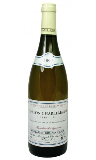 Corton Charlemagne 1999 - Bruno Clair