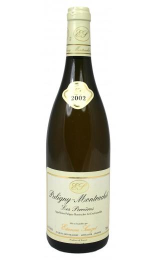 """Puligny Montrachet """"les Perrières"""" 2002 - E. Sauzet"""
