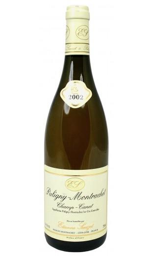 """Puligny Montrachet """"Champ-Canet"""" 2002 - E. Sauzet"""