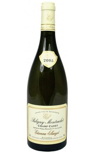 """Puligny Montrachet """"Champ-Canet"""" 2005 - E. Sauzet"""