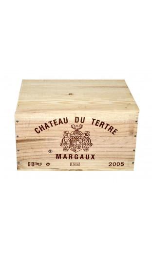 Château du Tertre 2005 (CBO de 6 bout.)