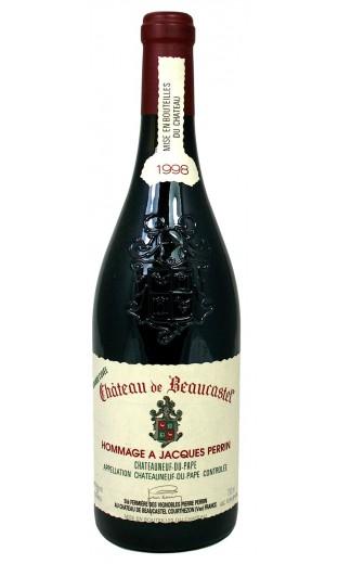 """CNP 1998  """"Hommage à Jacques Perrin"""" - Château de Beaucastel"""