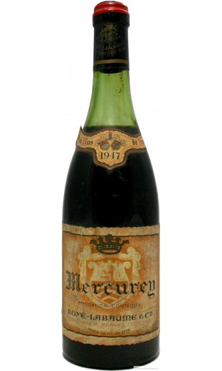 Mercurey 1947 - domaine Royé-Labaume