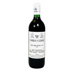 Dry Red No 1 1999 - Yarra Yering