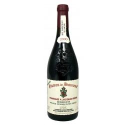 """CNP 2000  """"Hommage à Jacques Perrin"""" - Château de Beaucastel"""