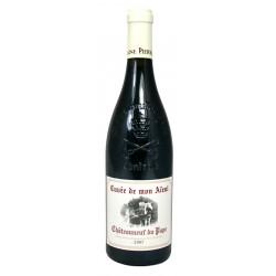 """Chateauneuf-du-Pape """"Cuvée de mon Aïeul"""" 2007 - Domaine Pierre Usseglio et Fils"""