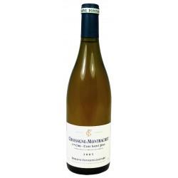 Chassagne-Montrachet 1er Cru Clos Saint-Jean (White) 2005 - Domaine Fontaine-Gagnard