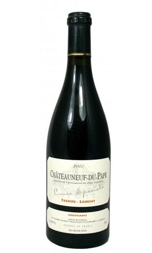 CNP cuvée spéciale 2007 - Tardieu-Laurent