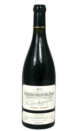 CNP cuvée spéciale 2005 - Tardieu-Laurent
