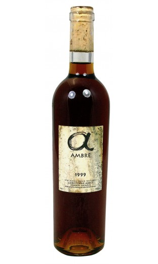 Ambre 1999 (50 cl) - Christophe Abbet